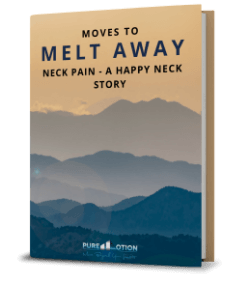 MOVES TO MELT AWAY NECK PAIN - A HAPPY NECK STORY